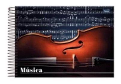 Caderno Esp. Cd 1/4 Musica Transversal