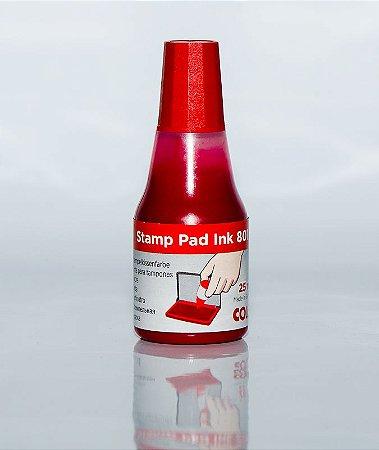 Tinta Vermelha para Carimbos Automáticos/Madeira