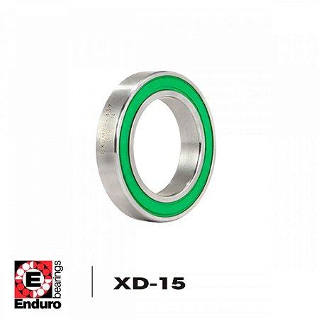 ROLAMENTO ENDURO XD-15 CXD 6801 LLB CERAMIC (12x21x5)