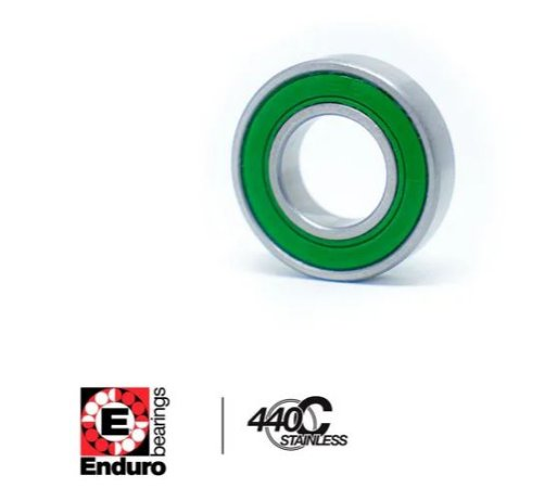 ROLAMENTO ENDURO AÇO INOX S688 LLB (8x16x5)