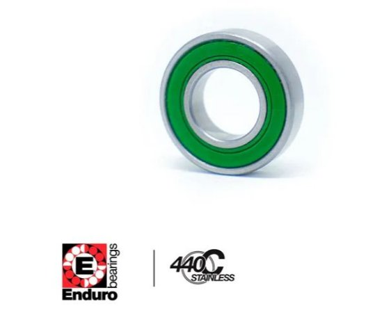 ROLAMENTO ENDURO AÇO INOX S6902 LLU MAX (15x28x7)