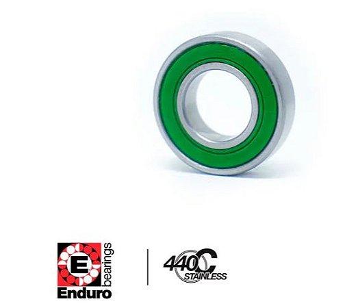 ROLAMENTO ENDURO AÇO INOX SMRA 2437 LLB AC (24x37x7) - BB SHIMANO / TREK