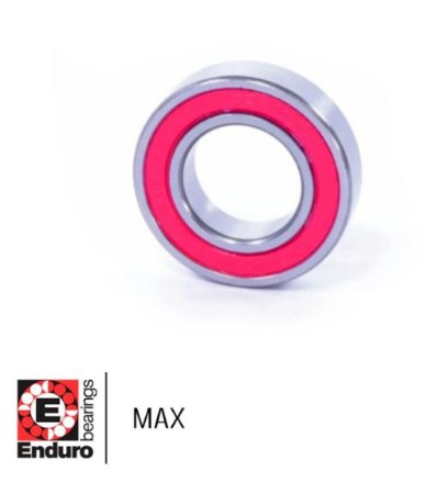 ROLAMENTO ENDURO MAX R6 LLU (3/8x7/8x9/32) SANTA CRUZ E TREK