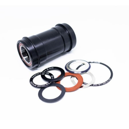 MOVIMENTO CENTRAL ENDURO BB30 AC ABEC5 ROAD/MTB - BLACK - GXP - BK-6021