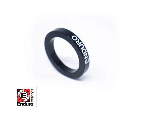 ESPAÇADOR ENDURO - WA 24x33x5.0 - ALUM. - KIT 2 UNIDADES