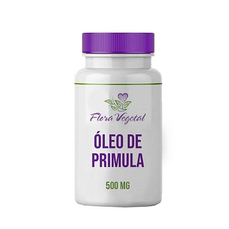 Cápsulas de Óleo de Primula 500 mg