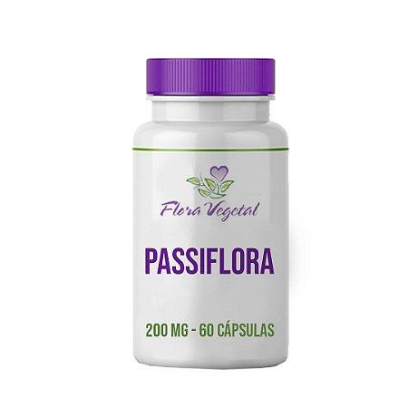Passiflora 200 mg - 60 cápsulas