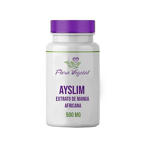 Ayslim 500 mg - Extrato de Manga Africana