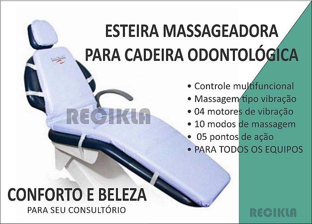 Esteira Massageadora Para Cadeira Odontológica Fisiomedic