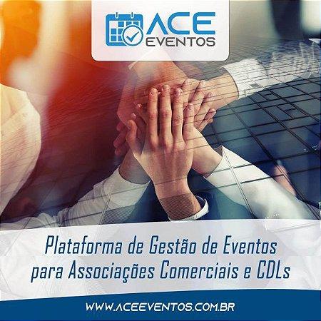 Plataforma de Gestão de Eventos para Associação Comercial