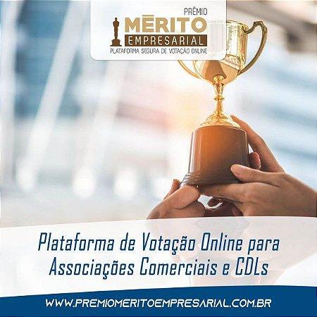 Plataforma de Votação – Mérito Empresarial