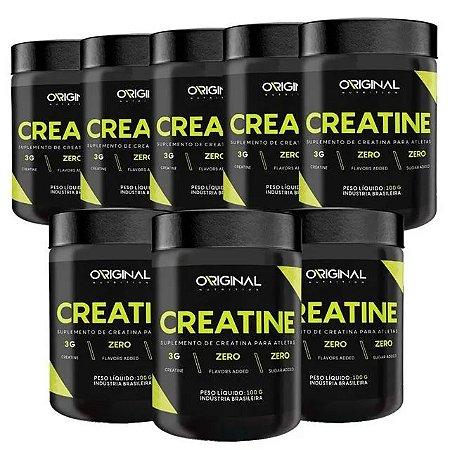 Creatina 100% Pure - Original Nutrition / Espartanos