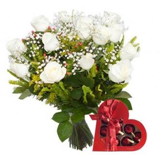 Rosas Brancas + Kopenhagen