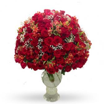 Jarra Super Especial Flores Importadas