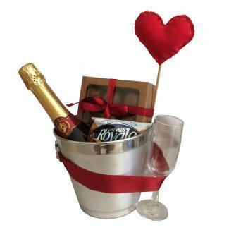 Chocolate com Champagne