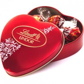 Lindor Heart - Lindt