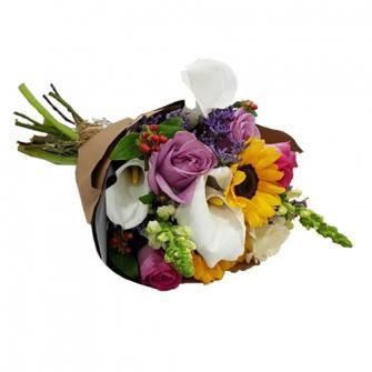 Flores do Campo no Papel Craft