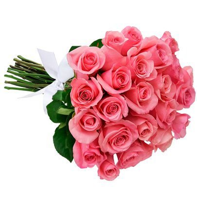 Bouquet Luxuoso 24 Rosas Pink