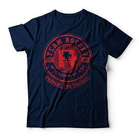 Camiseta Equipe Rocket