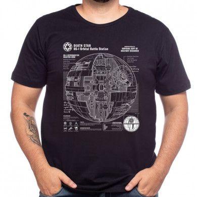 Camiseta Death Star Project