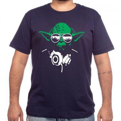 Camiseta DJ Yoda