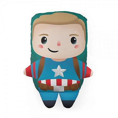 Almofada Personagem Capitão América