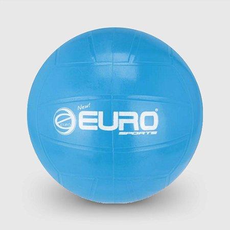 Bola de Vôlei Vinil Azul Euro