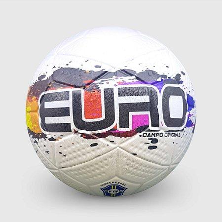 Bola Euro Fusion 3D Performance Campo Federada