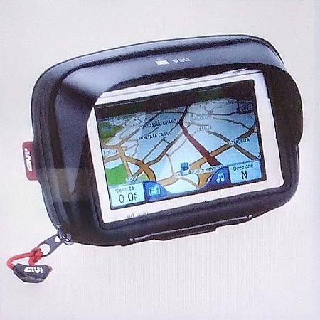 SUPORTE PARA SMARTPHONE/GPS 3.5 POLEGADAS GIVI
