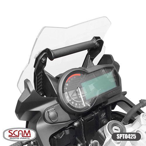 SUPORTE GPS BMW F850GS ADVENTURE E RALLYE 2018+ SCAM