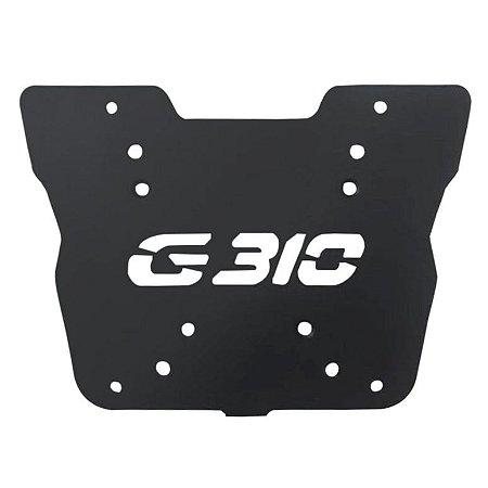 BAGAGEIRO SUPORTE BAULETO G310 GS BRAZ