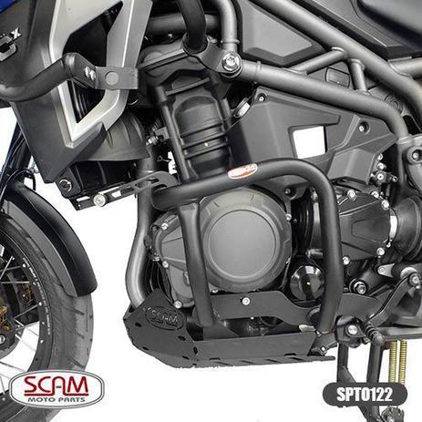 PROTETOR DE MOTOR TRIUMPH TIGER 1200 EXPLORER 2012+ SCAM