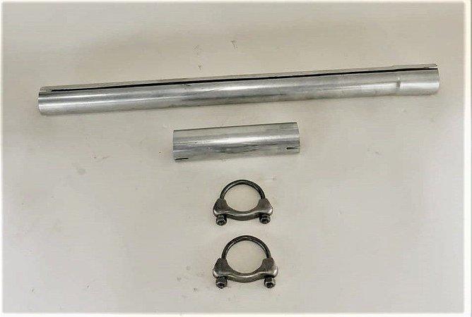 SOLDA DELETE ABAFADOR   Kit Adaptação Abafador Esportivo VW UP