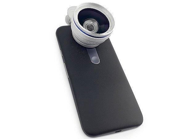 Lente Super Wide Grande Angular Para Smartphones 045x