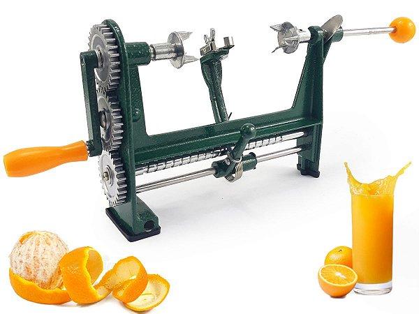 Descascador Laranja Limão Domestico Profissional Industrial 123 Util