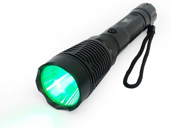 Lanterna Led Verde Caça Tatica Jyx Jy-520l 628000w/1760000l