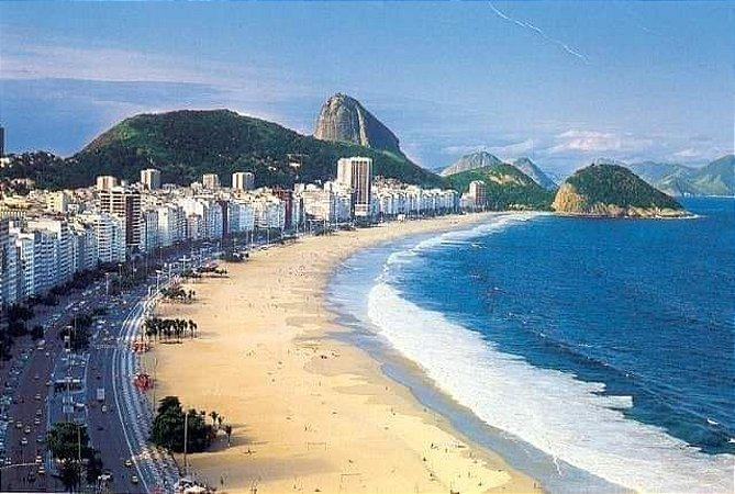 RIO DE JANEIRO   COPACABANA - DIA - 23/10/2021
