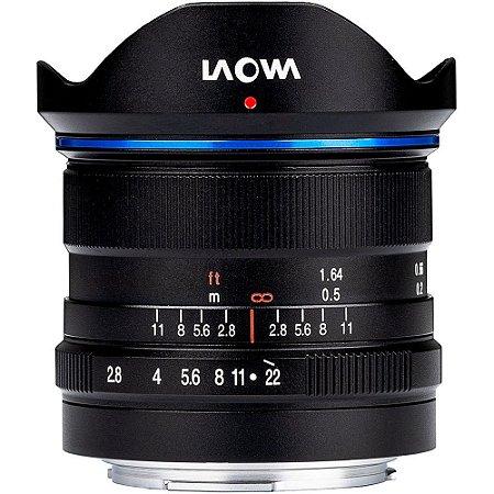LENTE LAOWA 9mm f/2.8 (MFT) Zero-D