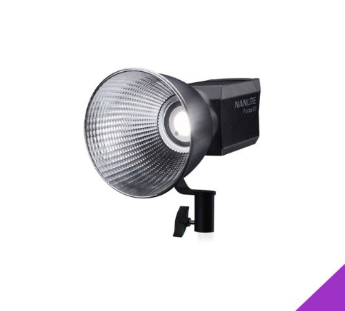 NANLITE FORZA 60 LED MONOLIGHT + SOFTBOX