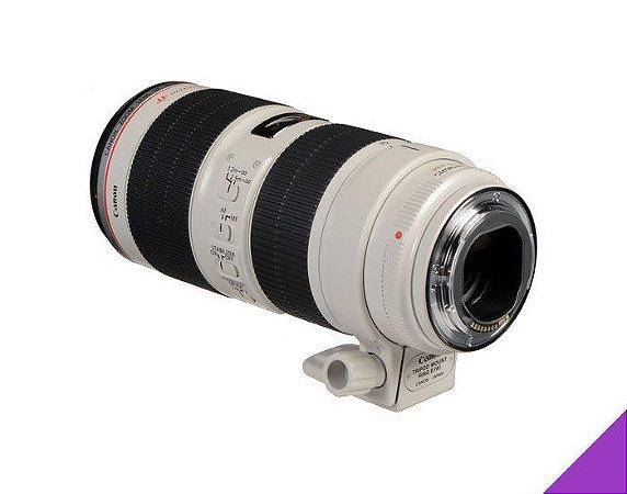 LENTE CANON EF 70-200MM F2.8L IS II USM 70-200