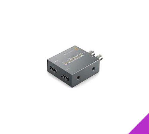 MICRO CONVERSOR BIDIRECTIONAL SDI/HDMI