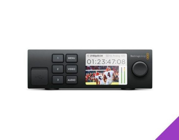 PLACA DE CAPTURA BLACKMAGIC WEB PRESENTER 720P