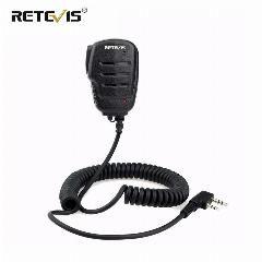 Microfone KMC para Rádio comunicador (HT) - RT21 – RETVIS