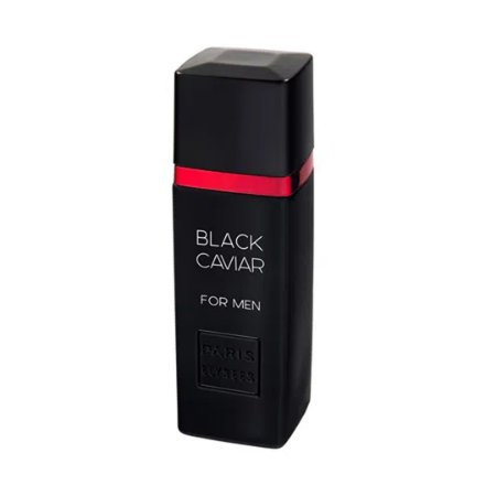 PARIS ELYSEES BLACK CAVIAR EDT MASCULINO