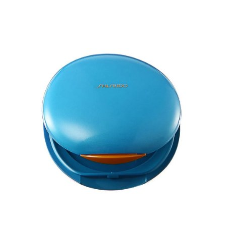 SHISEIDO COMPACT CASE FOR FOUNDATION