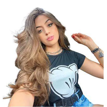 Kit 10 Blusa T Shirt Atacado Roupa Feminina