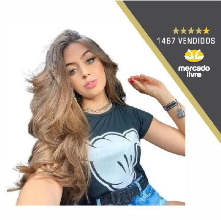 Kit 20 T-shirts Blusas Feminina Roupas Atacado Revenda