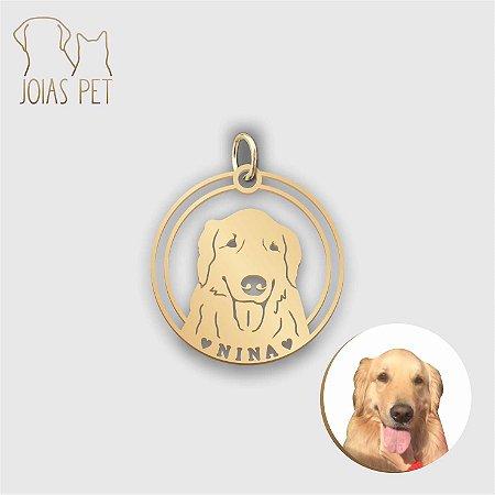 Pingente Personalizado Pet/cachorro Medalhas