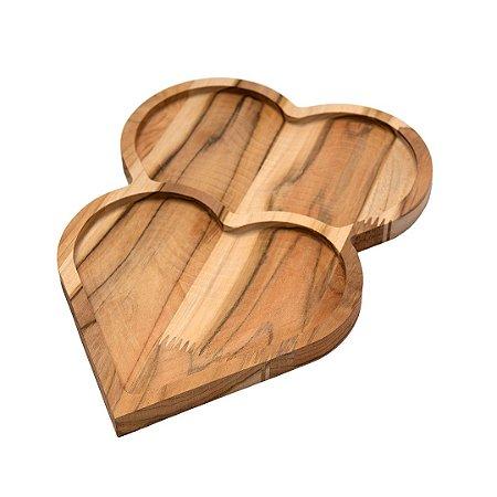 Petisqueira 2 corações