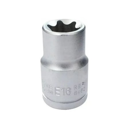 Soquete Torx Femea 1/2 E16 Sata
